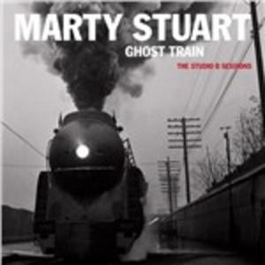CD Ghost Train di Marty Stuart