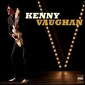 V - CD Audio di Kenny Vaughan
