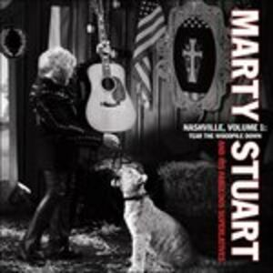 CD Nashville vol.1 di Marty Stuart