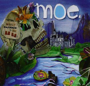 CD What Happened di Moe