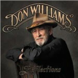 CD Reflections di Don Williams
