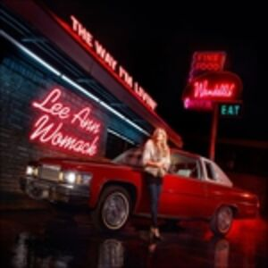 CD The Way I'm Livin' di Lee Ann Womack