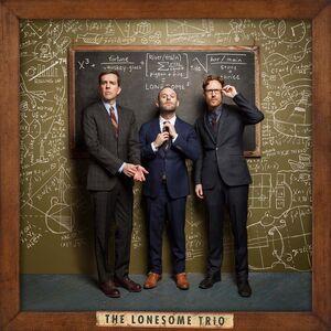 CD Lonesome Trio di Lonesome Trio
