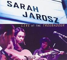 Live At The Troubadour - CD Audio di Sarah Jarosz