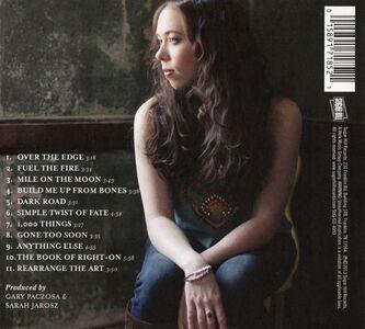 CD Build Me Up from Bones di Sarah Jarosz 1