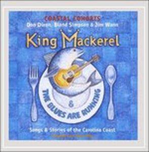 CD Songs & Stories Carolina di King Mackerel
