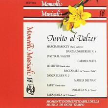 Momenti Musicali vol.16 Invito Al Valzer - CD Audio di Jean Bollanger