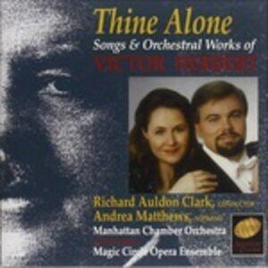 CD Opere X Orchestra e Songs di Victor Herbert