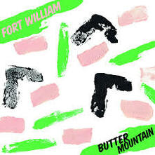 Butter Mountain - CD Audio di Fort William
