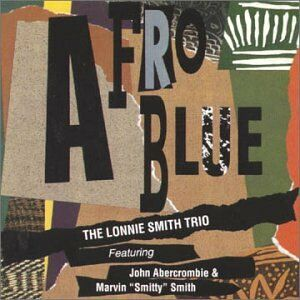CD Afro Blue di Lonnie Smith