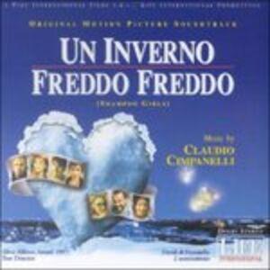 """CD Film """"un Inverno Freddo Freddo"""" (Colonna Sonora)"""