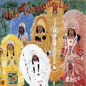 CD Wild Tchoupitoulas di Wild Tchoupitoulas