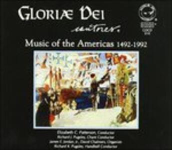 Music of the Americas 1492-1992 - CD Audio
