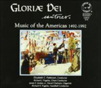 CD Music of the Americas 1492-1992
