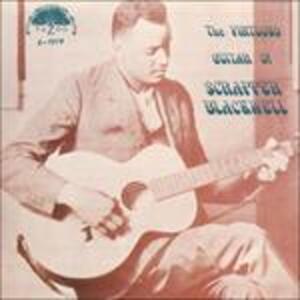Virtuoso Guitar - CD Audio di Scrapper Blackwell