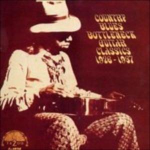 CD Country Blues Bottleneck Guitar Classics 1926-1937