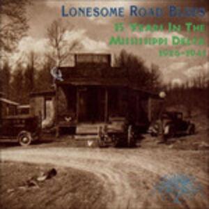 CD Lonesome Road Blues Robert Lockwood , Big Joe Williams