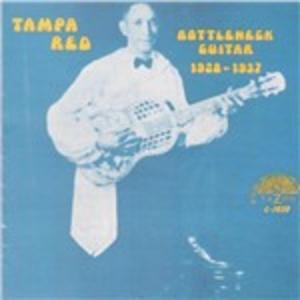 CD Bottleneck Guitar 1928-37 di Tampa Red