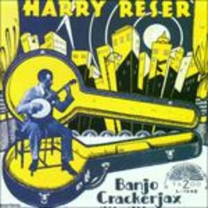 CD Banjo Crackerjax di Harry Reser 0