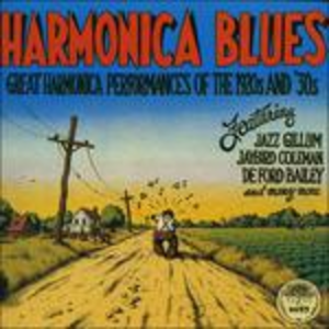 CD Harmonika Blues