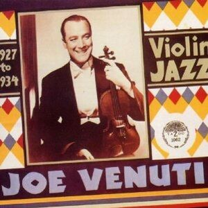 CD Violin Jazz di Joe Venuti