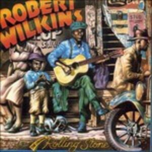 CD Original Rolling Stone di Robert Wilkins