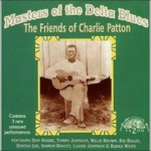 Masters of the Delta Blues - CD Audio