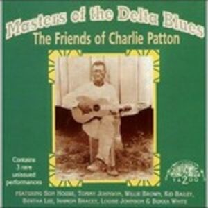 CD Masters of the Delta Blues