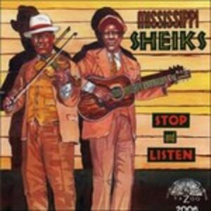 CD Stop and Listen di Mississippi Sheiks