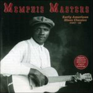 Memphis Masters - CD Audio