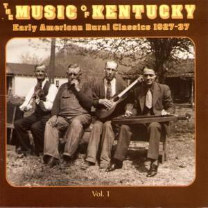 The Music of Kentucky vol.1 - CD Audio