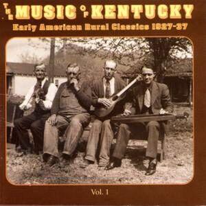 CD The Music of Kentucky vol.1