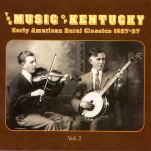 The Music of Kentucky vol.2 - CD Audio