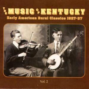 CD The Music of Kentucky vol.2