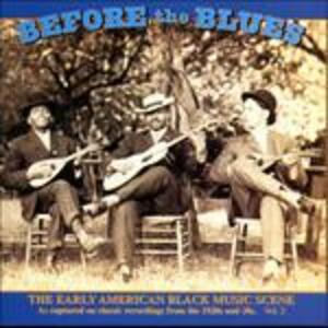 Before the Blues vol.2 - CD Audio
