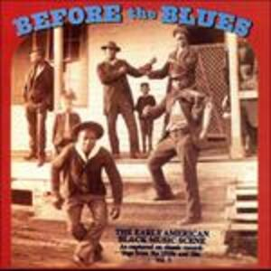Before the Blues vol.3 - CD Audio