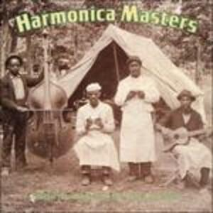 Harmonica Masters - CD Audio
