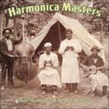 Harmonica Masters - CD Audio