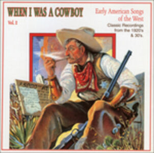 CD When I Was a Cowboy vol.2