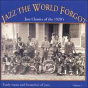 Jazz the World Forgot vol.1 - CD Audio