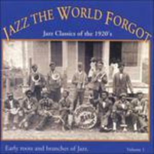 CD Jazz the World Forgot vol.1
