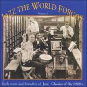 Jazz the World Forgot vol.2 - CD Audio