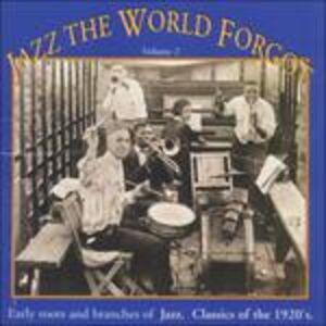 CD Jazz the World Forgot vol.2