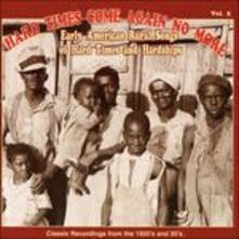 Hard Times Come Again No More vol.2 - CD Audio