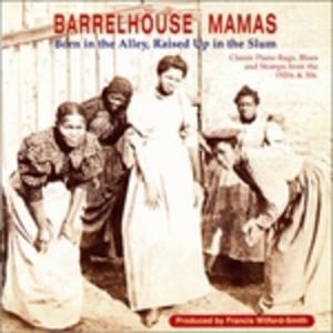 CD Barrelhouse Mamas