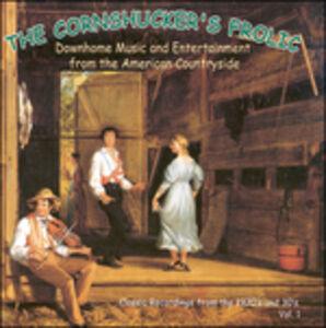 CD The Cornshucker's Frolic vol.1