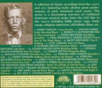 Foto Cover di Times Ain't Like They Used to Be vol.4, CD di  prodotto da Yazoo Record Company 1