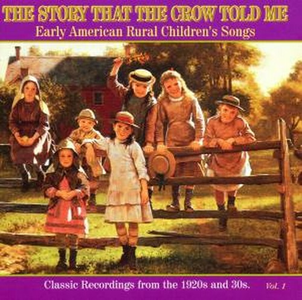 CD The Story That the Crow Told vol.1  0