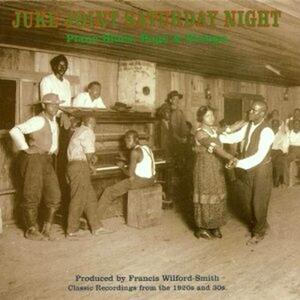 Juke Joint Saturday Night - CD Audio