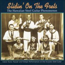 Slidin' on the Frets - CD Audio